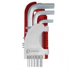 Набор Г-образных шестигранных ключей PROF НТ-1801