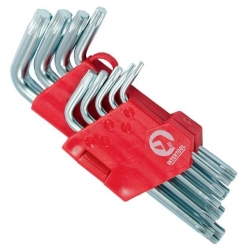 Набор Г-образных ключей TORX small НТ-0607