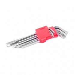 Набор Г-образных шестигранных удлиненных ключей НТ-0602