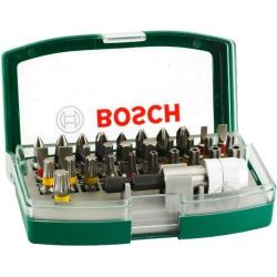 Набор бит с магнитным держателем  BOSCH