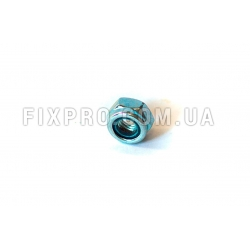 Гайка самостопорящаяся с пластиковым кольцом DIN 985 6кл