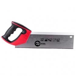 "Ножовка пасовочная по дереву 350 мм, 12 зуб.x1"" HT-3114"