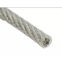 Трос в оплетке в связке DIN 3055