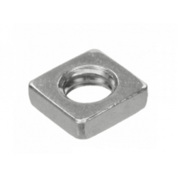 Гайка квадратная низкая DIN 562
